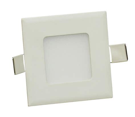 Lu Mini Studio 6 Watt wandpaneel led 3w 80x80mm 225lm kaltweiss lp0808h12w03k 10848
