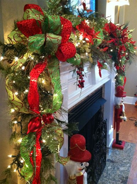 christmas garland decoration ideas the xerxes