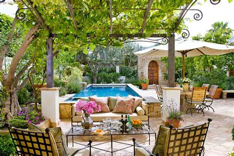 5 Climbing Plants Perfect For Your Pergola Better Homes Better Homes And Gardens Pergola