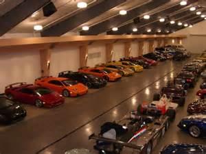 Best Car Garages by World S Most Beautiful Garages Exotics Garage