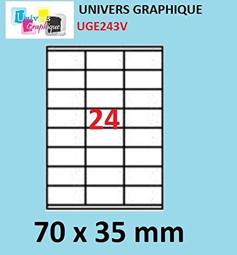 Etiketten Drucken 70 X 35 Mm by B 252 Robedarf Univers Graphique Bei I Tec De