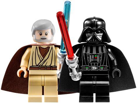 Lego Obi Wan Kenobi Starwars lego 174 wars obi wan kenobi vs darth vader minifigure 5002211 wars brick