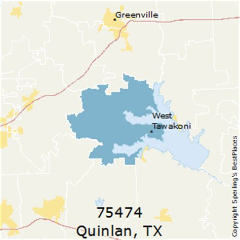 quinlan texas map best places to live in quinlan zip 75474 texas