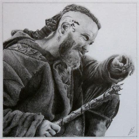 dibujos realistas carboncillo dibujos realistas pinturas vikingos pinterest
