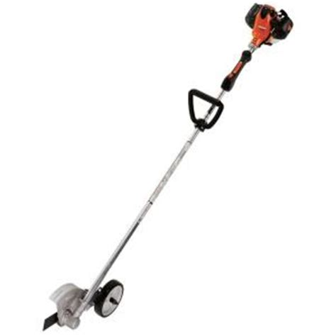 echo 8 in 25 4cc blade stick gas edger california only