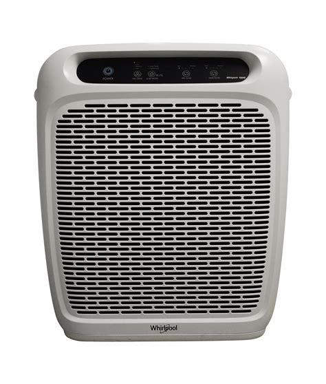 whirlpool wp1000 whispure air purifier pearl white