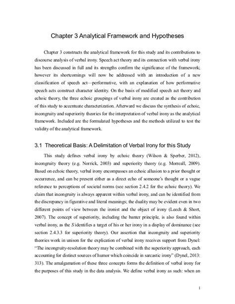 Black Letter Methodology Chapter 3 Of Dissertation