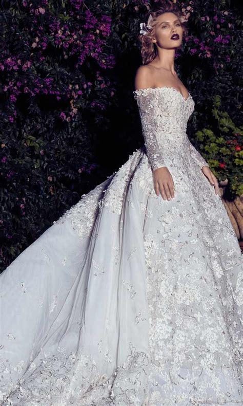 saiid kobeisy 2018 wedding dresses page 2 hi miss puff