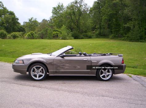 2002 mustang gt manual transmission 2002 ford mustang gt convertible 5 speed mach 1000 stereo