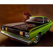 Plymouth Duster 340 1971 Wallpapers 1280x1024