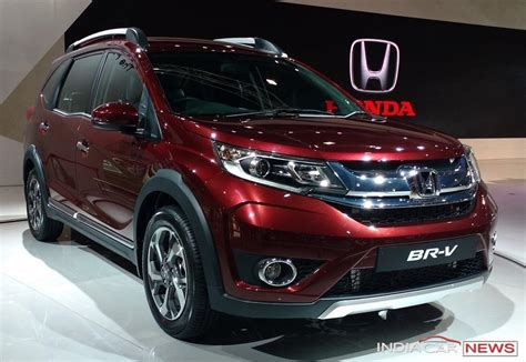 honda brv honda br v brv price in india launch mileage pics colors