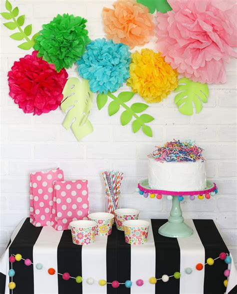 How To Make Hanging Tissue Paper Flowers - the craft patch tissue paper flowers the ultimate guide