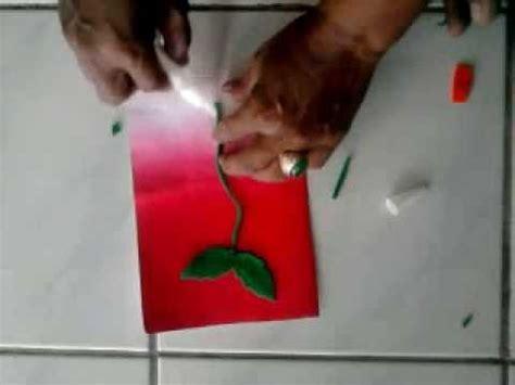 vidio cara membuat bunga dari kertas krep membuat kerajinan bunga mawar indah dari kertas krep