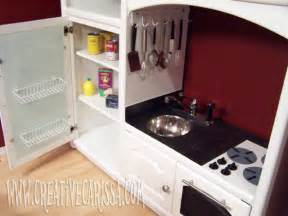 play kitchen from furniture diy play kitchen reveal creative green living