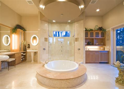 luxurious master bathrooms luxurious master bath contemporary bathroom seattle by lakeville homes