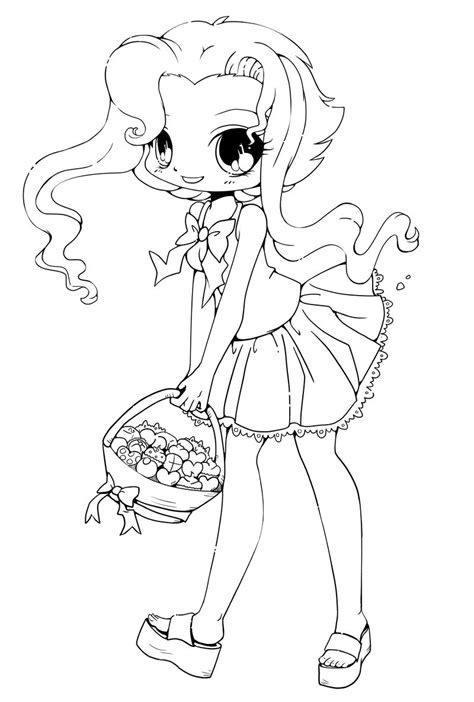 Cute Chibi Coloring Pages Free Coloring Pages For Kids 7 | cute chibi coloring pages free coloring pages for kids 10
