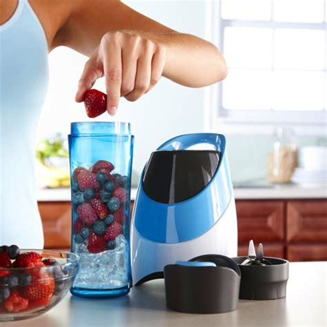 Blender Shake N Take shake n take blender smoothie maker telebrands