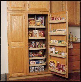 free standing kitchen pantry furniture oak pantry storage cabinet foter