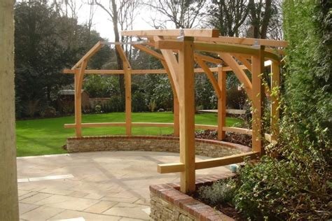 timber pergola plans timber pergola in farnham pc landscapes