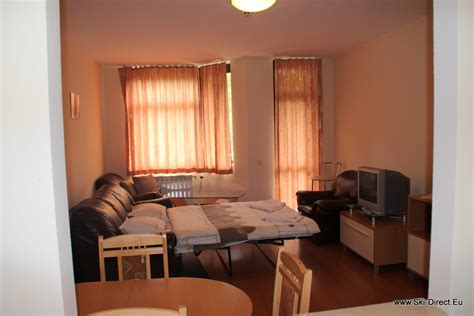one bedroom apartment for rent in borovets bulgaria hotel