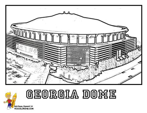 coloring pages football stadium football stadium coloring pages coloring pages