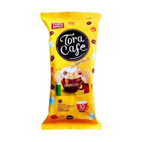 Tora Bika Tora Cafe jual groceries torabika tora cafe caramelove kopi 22 5g