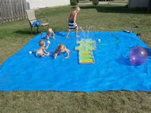 build your own backyard splash pad 15 diy water play projects about family crafts