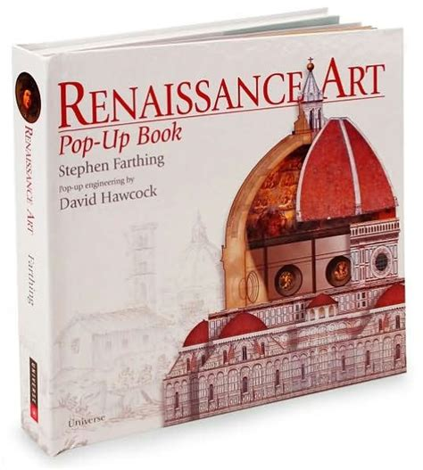 Renaissance Pop Up Book renaissance pop up book by stephen farthing hardcover barnes noble 174