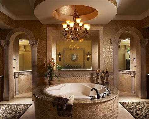 beautiful bath walk through shower tub and great ceiling master bath