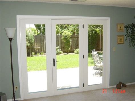 3 Panel Patio Doors 10 Best Images About Patio Door Inspiration On Master Bedrooms Cas And Patio