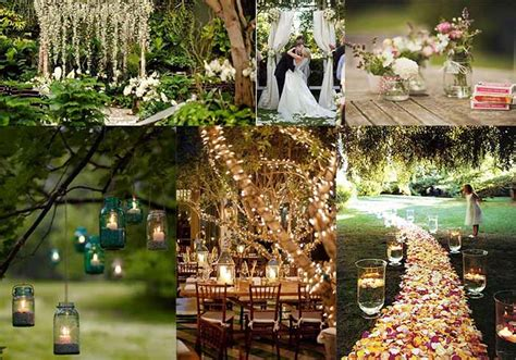 backyard wedding centerpieces 2015 wedding ideas for backyard wedding party