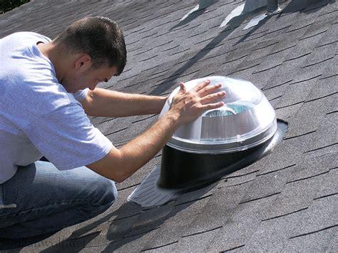 solar len solatube solar skylight installation how to
