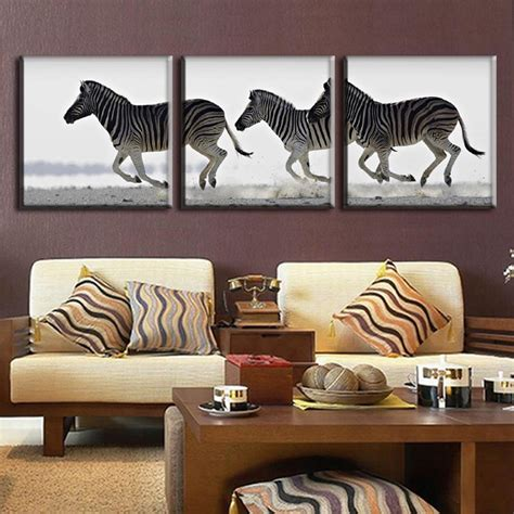 Zebra Living Room Set Zebra Living Room Set