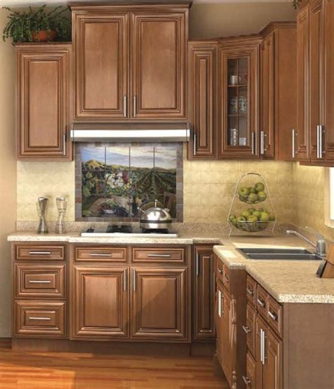 cabinets in the kitchen pecan pillow kitchen cabinet depot