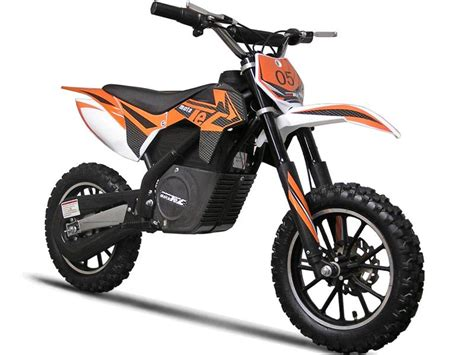 battery powered motocross bike mototec 24v electric dirt bike 500w