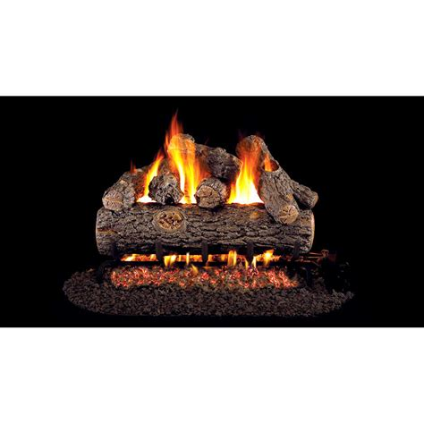 Peterson Fireplace Logs by Rh Peterson Golden Oak Vented Log Set From Buymbs
