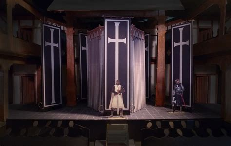 Othello Set by Which Imitates What Folger Shakespeare Library