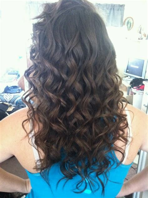 wanded hairstyles wanded hair done by my bestie luscious locks pinterest