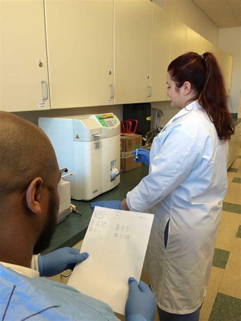 orlando s laboratory technician students learn to