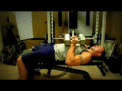 close grip bench press with dumbbells close grip dumbbell press youtube
