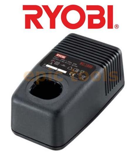 ryobi battery charger indicator lights ryobi tools 18v nicd nicad one plus battery charger