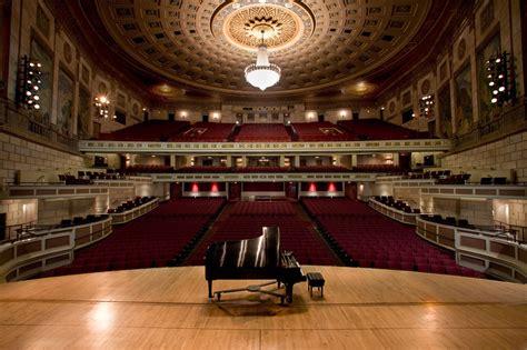 rochester auditorium theatre seating kodak at eastman theatre eastman school of