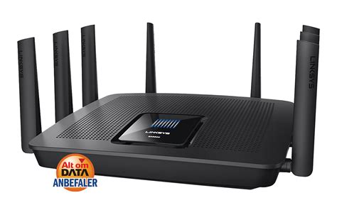 test router linksys ea9500 max ac5400 test router med
