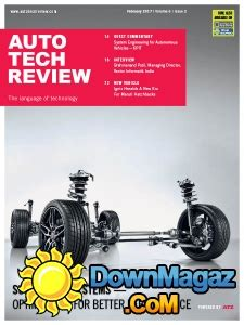 Auto Tech Review   02.2017 » Download PDF magazines