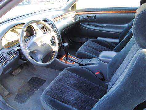 1999 Toyota Solara Interior 2002 Toyota Camry Solara Interior Pictures Cargurus