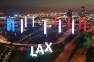 Lax To Los Angeles International Airport Lax Airportcheck Nl