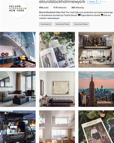 top instagram accounts to follow for interior inspiration the best instagram accounts to follow for home inspiration
