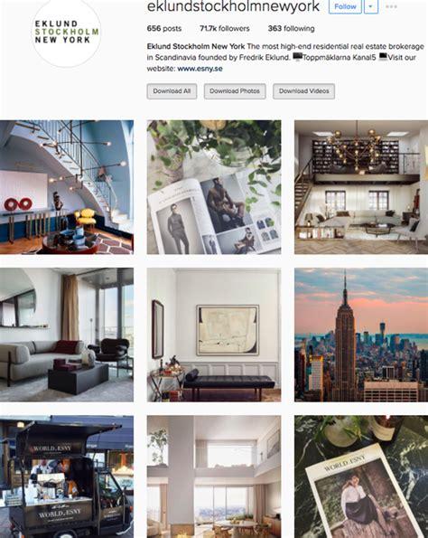 best home design instagram accounts the best instagram accounts to follow for home inspiration