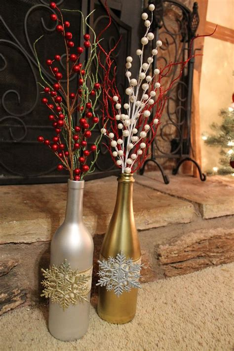 Ideas For Decorating With Blue And White Recycled Things by The 25 Best Wine Bottles Ideas On