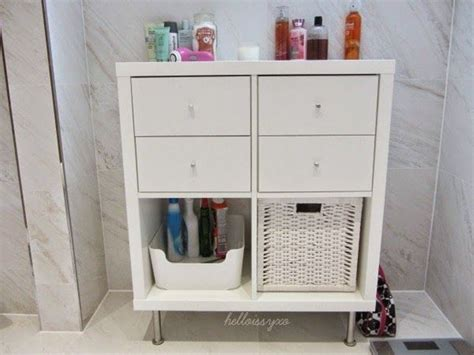 bathroom storage ideas ikea kallax ikea store in the bathroom more ideas http en